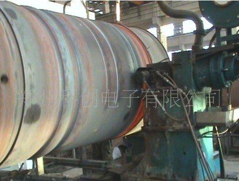 Pipe heating bending